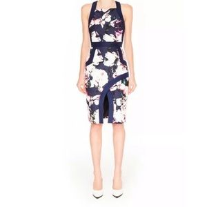 Finders Keepers Floral Print Back To Town Dress